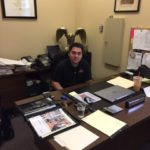 Joseph D. Trillo, Sales Manager
